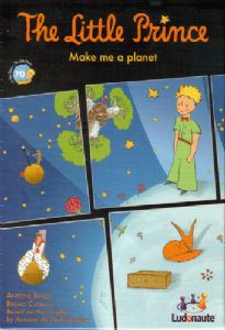Little Prince : Make Me a Planet